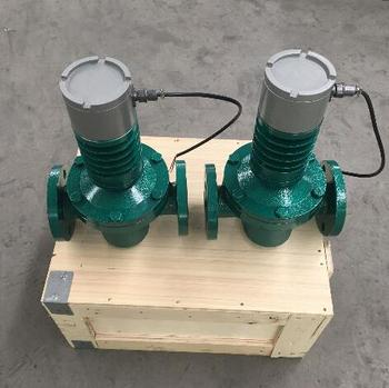 4-20mA Pulse output Oval gear Flowmeter Flow Meter