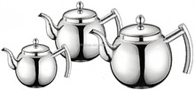 0.8L Stainless Steel Tea Pot