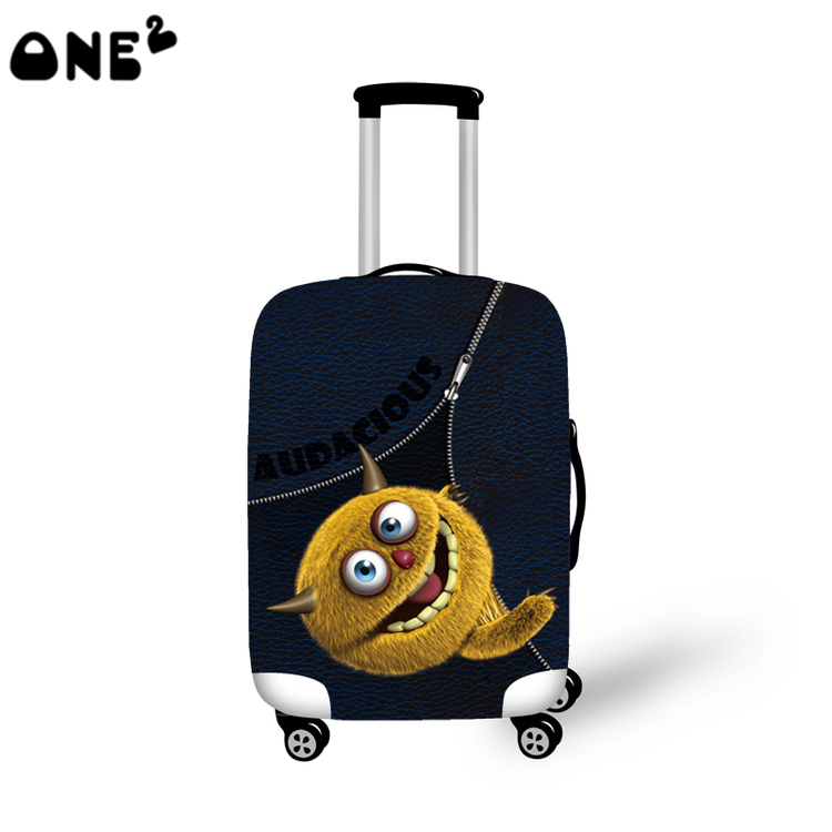 ONE2 new fashion bag parts and accessories Luggage Cover for girls