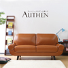Simple style Classical PU leather sofa single seat