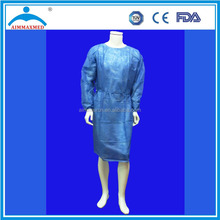 Xiantao Sterile blue Hospital Isolation PP Gown S,M,L,XL,XXL