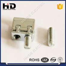 Connector adapter stainless steel ring small battery terminal