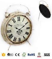 Popular Big Metal Floor Standing Clock