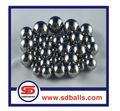 aisi e52100 steel ball sphere