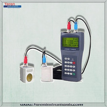 china product price hand held ultrasonic liquid flow meter for industry