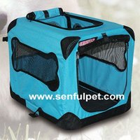 Dog Travel Soft Crate