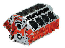 DIESEL ENGINE Cylinder Block apply to TOYOTA 22RE LONG BLOCK SHORT BLOCK