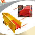 Vibrating Feeding Machine|Stone Vibrating Feeder for Sand Production Line