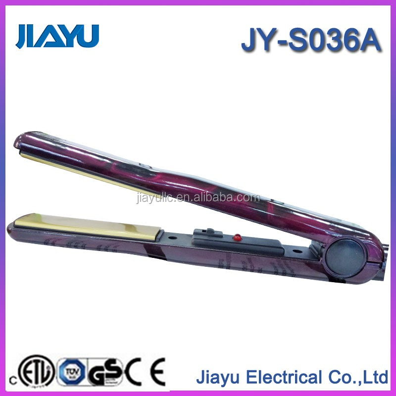 Easy to use, high quality straight hair straightener device