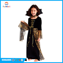 New style and cheap price used cosplay costume for children