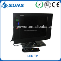 15 inch LCD TV DC 12V / LED TV 12V