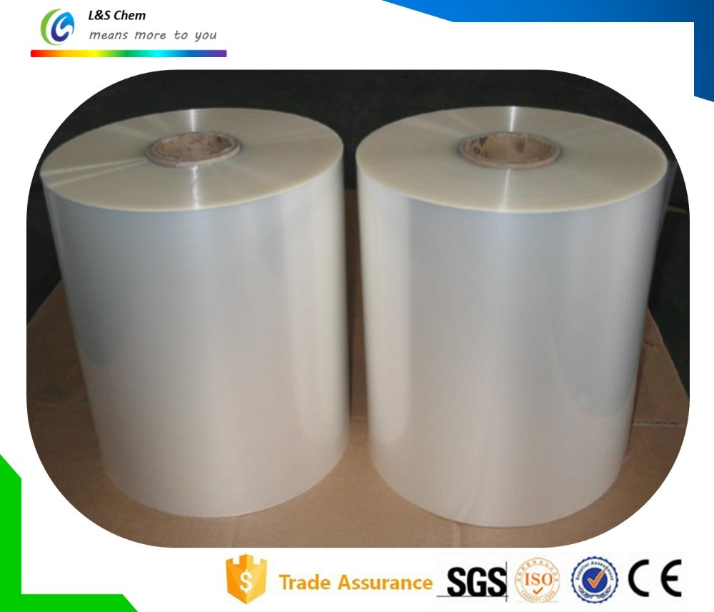 Printable Heat Sensitive PVC Shrinking Film for Preventing Package