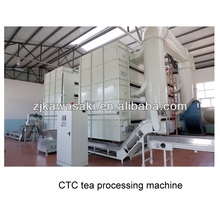 CTC tea processing machine group