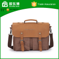 Business leisure hand bag Outdoor single shoulder bag Men canvas hand bag