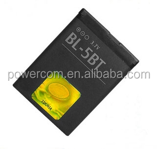 hot selling replacement battery for Nokia 2600c bl-5bt