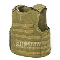 NIJ IIIA Ballistic/Bulletproof Vest for Police and Military with Quick Release System
