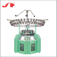 China good quality single jersey knitting machine warp knitting machine