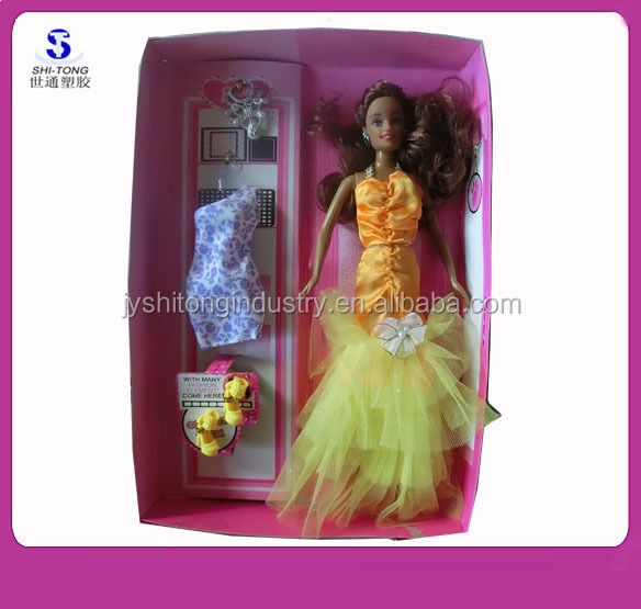 Fashion Dolls Plastic Dolls Wholesale Black American Africa Baby Dolls