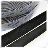 self-adhesive hook and loop tape