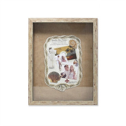 Wholesale 3D wall hanging wooden shadow box frames