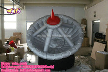 new brand inflatable radar replicas advertising outdoor