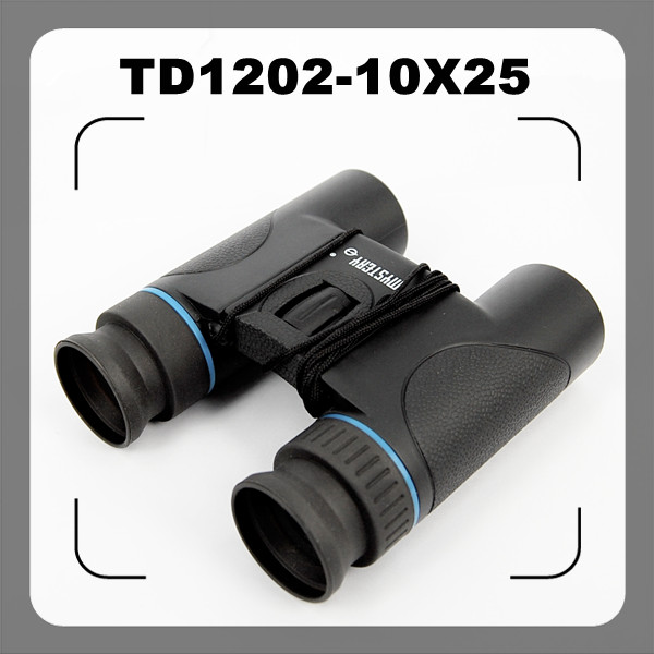 Mystery TD1202-10X25 binoculars for traveling