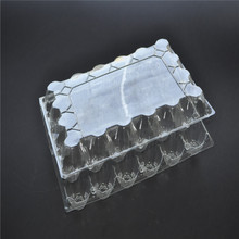 professional quail and egg tray packaging container egg tray plastic packaging boxes egg tray