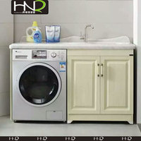 Cabinet companies high quality cheap laundry room cabinet for HNQ1005
