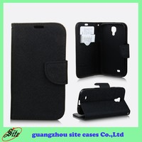 New Flip PU Leather Case Cover For Samsung Galaxy S4 i9500,Colorful Flip Case For Samsung Galaxy S4 i9500