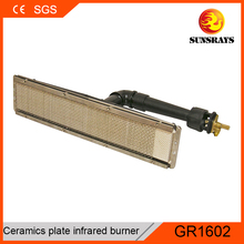 Infrared Gas Patio Convector Industrial Panel Heater