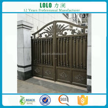 Cheap Price Aluminum Sliding Gate Designs For Homes