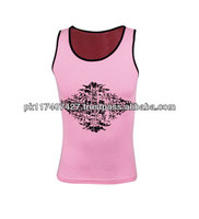 2014 new design for Sleeveless top / girls sleeveless top