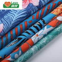 Wholesale Microfiber Fabric 100%Poly Microfiber Fabric Twill Printed Microfiber Fabric For Garments