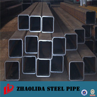 pipe steel ! square pipes/tubes/tubing from tianjin prime standard steel truck mounted square steel pipe
