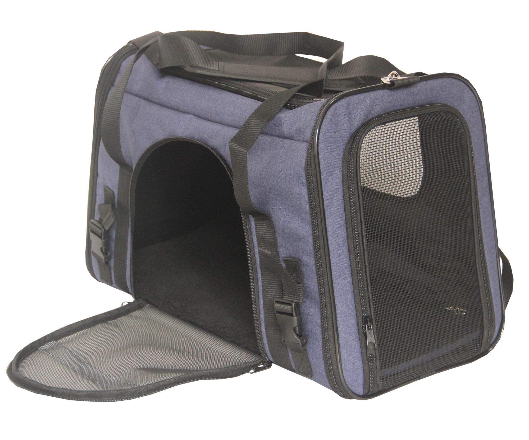 Premium Soft Oxford Cat Dog Pet Carrier large dog carriers