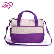 The Best Design fashion baby diaper bag/Mummy bag