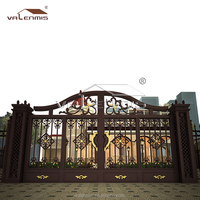 popular type Indian house main gate designs/aluminum main gates for eliing