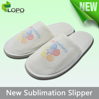 New Sublimation Blanks Customized Hotel Slipper