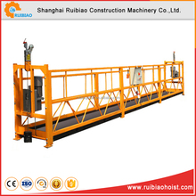 Special electric suspended working platform, Building Swing Stage
