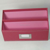 Pretty file box a4 size for office stationery