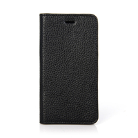 Guangzhou High class custom leather flip mobile phone case for iphone 6
