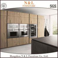 Australia Style Island Modern MFC Kitchen Base Cabinet