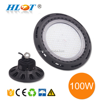Hot selling new project 100w 120w 200w UFO led high bay light housing,good quality cheap price led industrial light