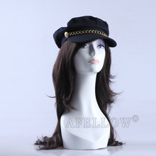 H1011 female jewelry / hat / wig display mannequin head