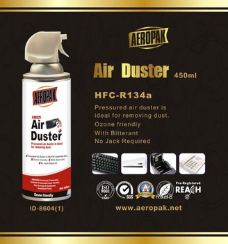 Aeropak air duster