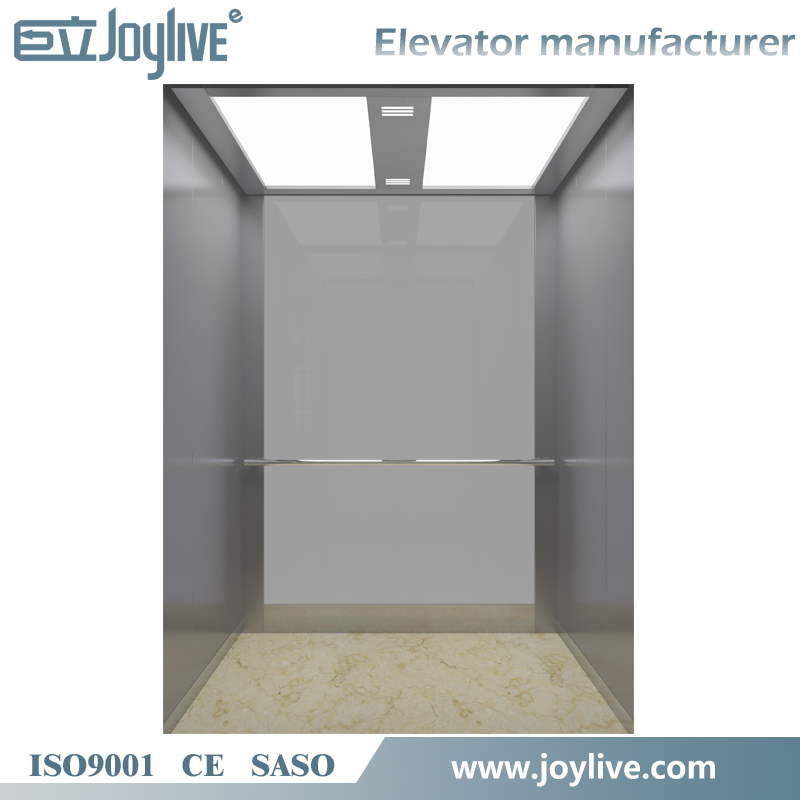 0.5~2.5m/s passenger used home elevator lift