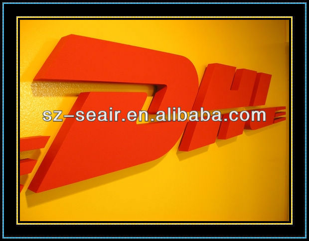 2013 DHL shipping agent from Shanghai to Cambodia
