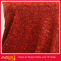 China Manufacturer New product sequin/spangle embroidery soft shoes lining fur fabric