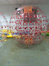 high quality Inflatable mini cheap zorb ball for sale from China factory
