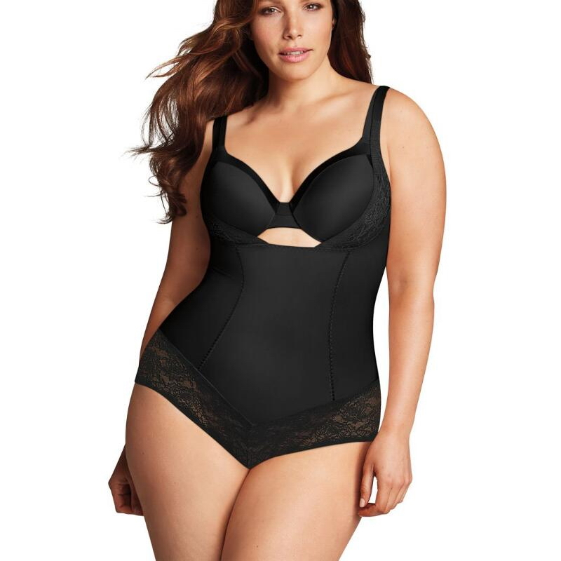 TOP High Quality Women Body Shaper Slimming women's shapewear with booty lifter